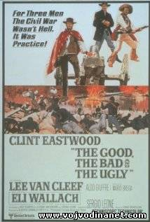 Il buono, il brutto, il cattivo. Aka The Good, the Bad and the Ugly (1966)