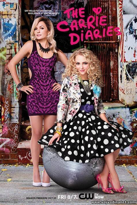 The Carrie Diaries S02E06 (2014)