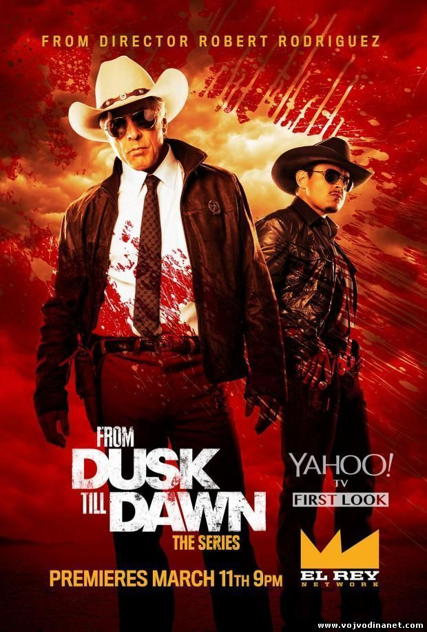 From Dusk Till Dawn: The Series S02E10 (2015) KRAJ SEZONE