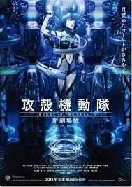 Ghost In The Shell: The New Movie (2015)