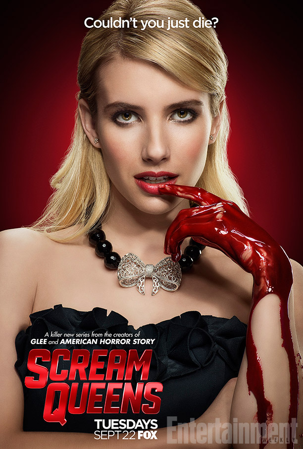 Scream Queens S01E13 (2015) Kraj sezone