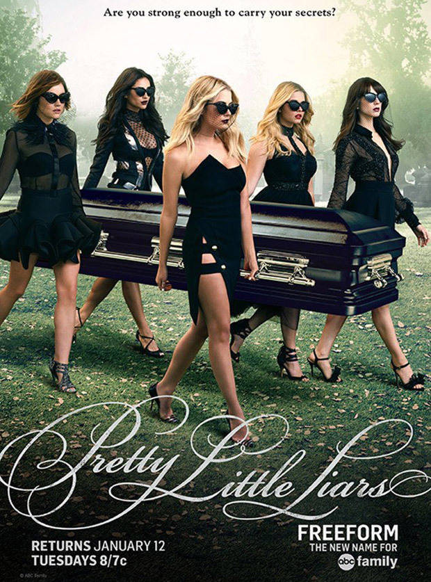 Pretty Little Liars S07E08 (2016)