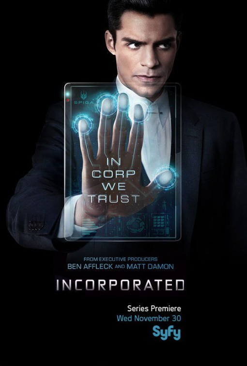 Incorporated S01E09 - E10 (2017) Kraj serije
