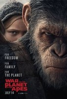 War for the Planet of the Apes (2017) CAM
