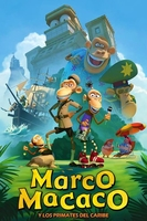 Primates of the Caribbean Aka Marco Macaco (2012)
