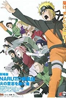 Naruto Shippûden: The Movie 3: Inheritors of the Will of Fire (2009)