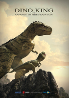 Dino King 3D: Journey to Fire Mountain (2019)