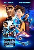 Spies in Disguise (2019) CAM