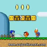 Sonic lost in Super Mario's W...
